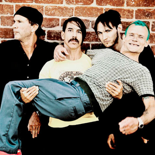 RED HOT CHILI PEPPERS、ニュー・アルバムより新曲「The Getaway」を公開