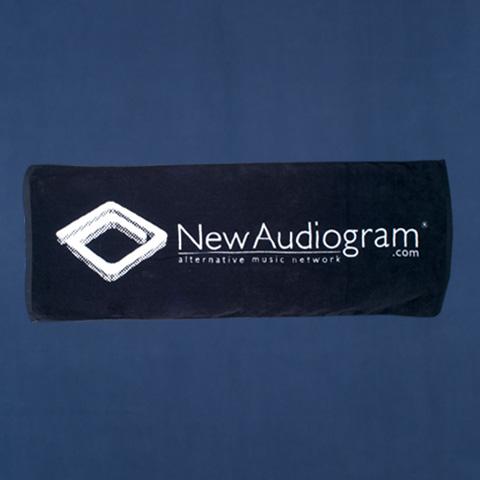 new audiogram store new audiogram logo towel